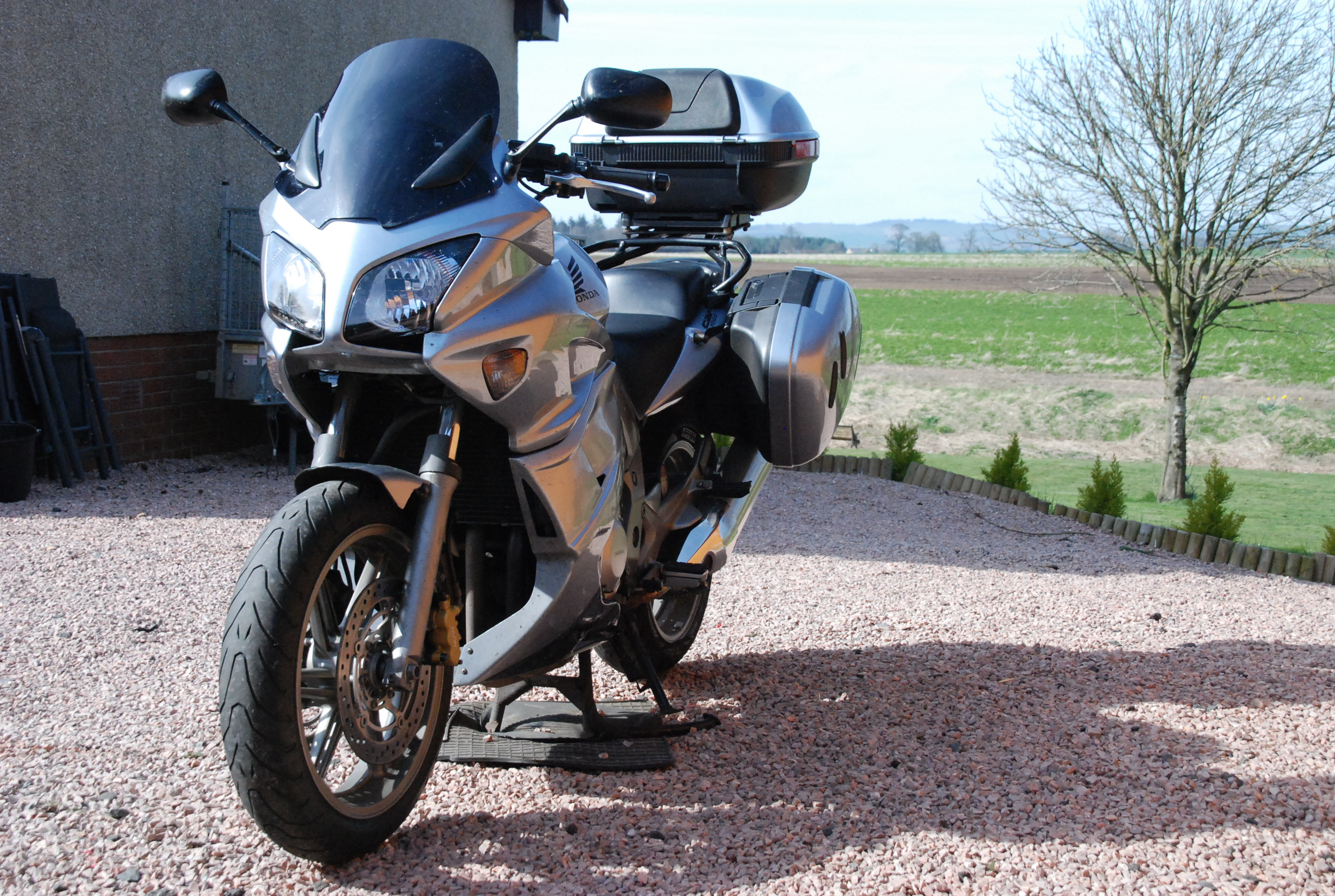 Honda CBF 1000 Page2 Jamcars For All Your Used Car Needs In Fife